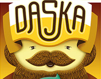 Daska - Label design