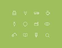 TJ Ink Icons