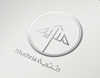 Muthria Co. Logo & Stationery design
