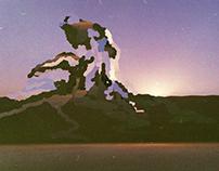 Totems. Analog Monstrosity meets Digital Surrealism