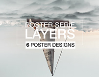 Poster serie [Layers]