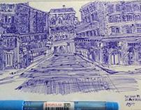 pen renderings