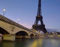 Paris - Blue Hour