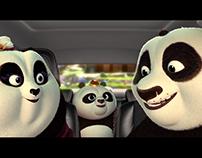 QS160210[晴狮作品]功夫熊猫3广告植入_大众宝来