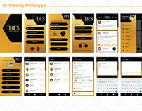 TIFS Education Mobile App : UI/UX