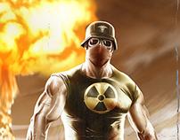 Radioactive Alamo