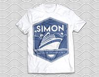 Simon Family Reunion T-shirt