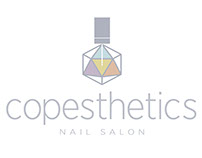 Logo - Copesthetics - Nail Salon