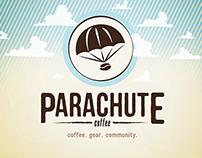 Parachute Coffee - Brand Identity (2013)