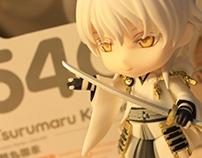 Review Nendoroid-Tsurumaru Kuninaga