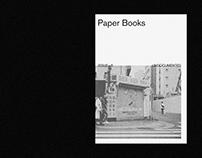 PAPER—BOOKS