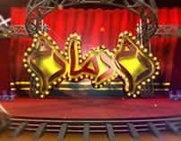 20 Sec title for Show ''Dum damadam''