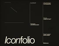 Iconfolio 1
