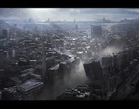 """Hellgate Tokyo - Earthquake """"shinjuku"""""""