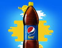 Pepsi Twist -  Uruguay