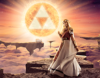The Zelda Cosplay Project: Sacred Realms