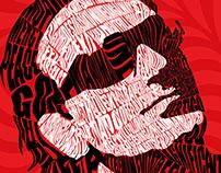 U2 Vertigo Tour Poster