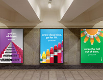 Vitaminwater - Advertising Campaign
