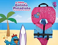 Ativa & Galinha Pintadinha - Verão 2016 - Campinas/SP