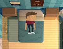 Micrometraje Animado: Que no te quiten el sueño
