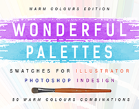 Wonderful Palettes - Vol.1