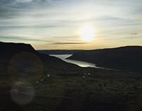Fjord sunrise