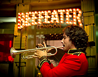 Beefeater Dry - London Sounds