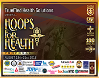 """Hoops for Health"" - 2016"