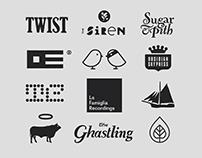 Various — Logomarks & Logotypes