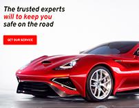 Hightech Auto | Automobile solutions Website