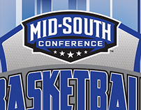 Mid-South Conference Basketball 2015 Pass Front
