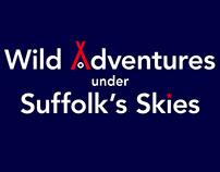 Corporate Design: Wild Adventures under Suffolk's Skies