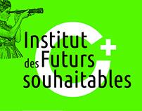 Institut des Futurs Souhaitables - Identité Visuelle