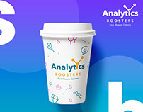 Complete Re-Branding for Analyticts Boosters