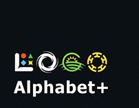 LOGO Alphabet+