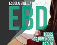 Church. Informativo Escola bíblica dominical.