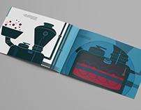 Książeczka infograficzna / Infographic book