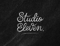 Логотип «Studio Eleven»