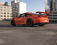 Porsche 911 GT3 RS - CGI & Animation
