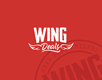 Wing Deals - Brand Identity