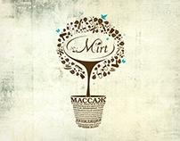 2012 Создание имиджа для компании «Mirt»