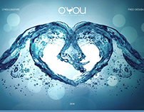 Logo of drinking water - O'YOU