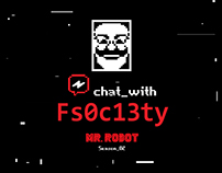 Mr. Robot - chat_with_Fs0c13ty