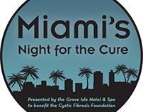 Miami's Night for the Cure Logo