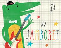 Jamboree Greeting Card Range