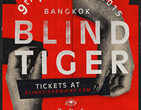 Blind Tiger Night in Bangkok