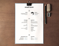Free Simple CV template with Clean Design