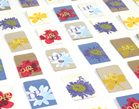 Monogram Seed Packets