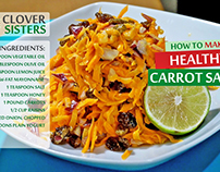 Carrot recipes and home remedies