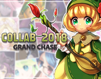 Grand Chase - Collab 2018
